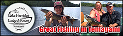 Ontario Fishing Lodge