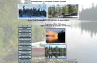Lake Herridge - Temagami